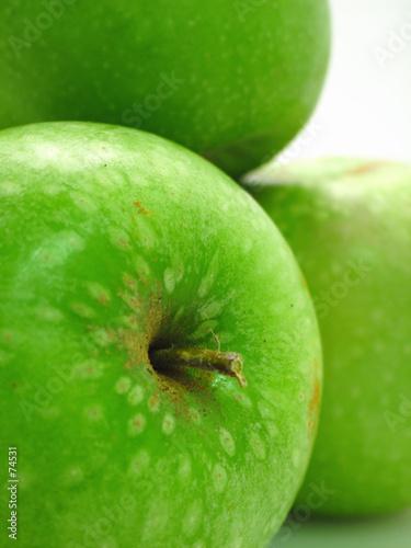 granny smith apples t-shirt