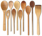 Fototapety wooden spoons