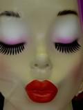 mannequin de face poster
