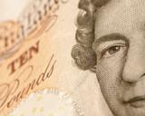 ten pound note poster