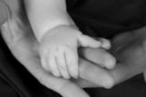 baby hands 2 poster