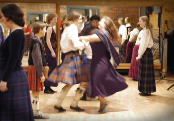 scottish dance