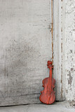 violin by the door poster
