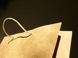 shopping bag poster