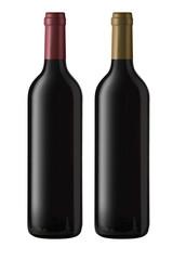 Naked wine bottles