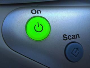 on button, scanner