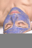 facial treatment poster