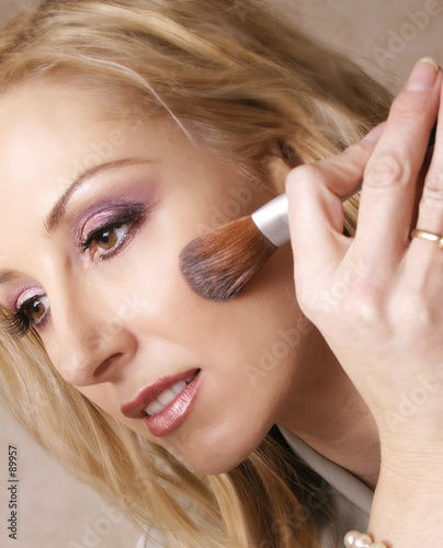 cosmetic touch up