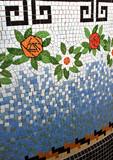 mosaïque poster