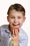 grab an apple poster