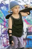 skater boy poster