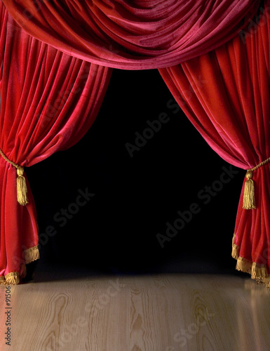 Theater Curtains Types, Stage Curtains Pictures