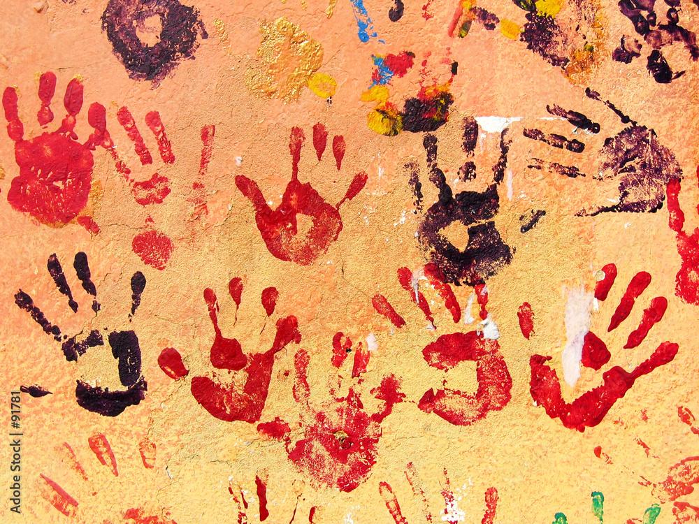 ręka ręka trzymać - powiększenie