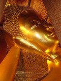 temple of the reclining buddha poster
