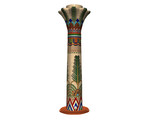 egyptian pillar too poster