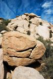 rock landscape vertical poster