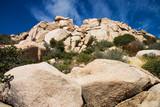 rock landscape poster