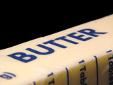 stick of butter poster