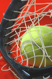 tennis restring poster