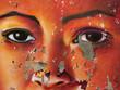 regard de graffiti