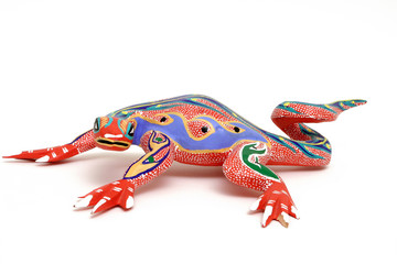 colorful lizard #2
