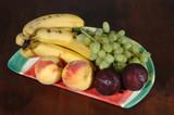 fruit platter poster