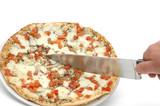 margherita pizza 5 poster