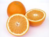 oranges poster