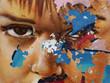 Leinwanddruck Bild - street art