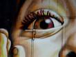 oeil sur le mur 10