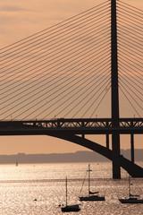 le pont de l'iroise (brest)