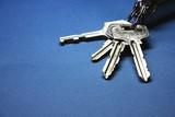door keys poster