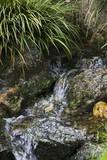 manmade waterfall poster