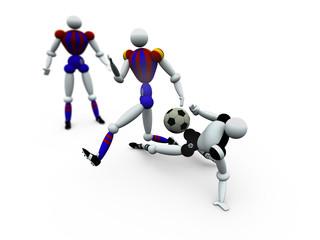 soccer players vol 5