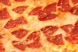brick oven pizza macro poster