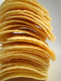 stacked chips poster