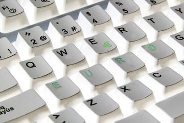 euro keyboard