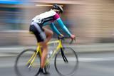 bike racer #4 poster