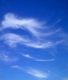 cloud swirl poster