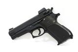 pistol side poster