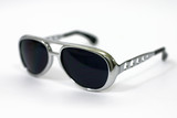 sunglasses shallow depth of field poster