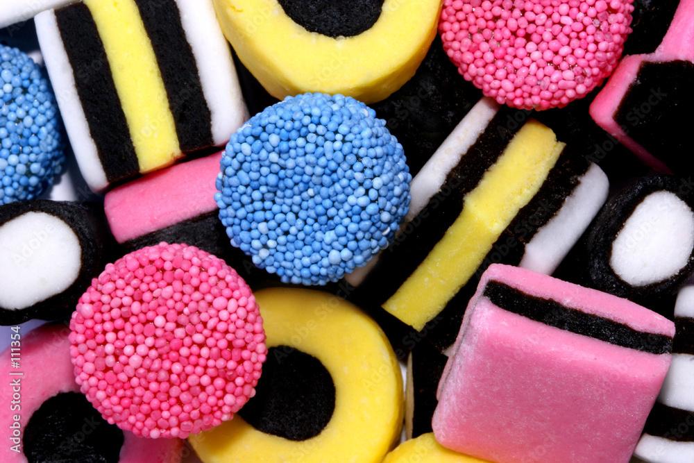 cukierek traktować tuczu - powiększenie