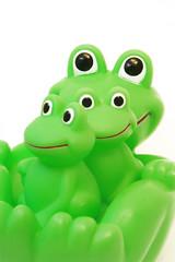 grenouille de baignoire