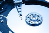 hard disk closeup 1 poster