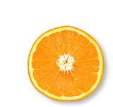 juicy orange poster