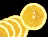 lemon slices poster