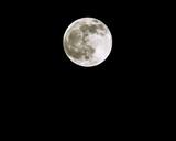 full moon spring equinox 2005 poster