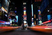 """Постер, картина, фотообои """"new york city (nyc) times square"""""""