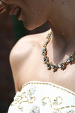 bridal necklace poster