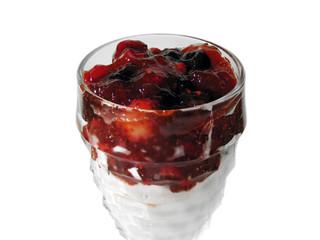 fruit cup dessert